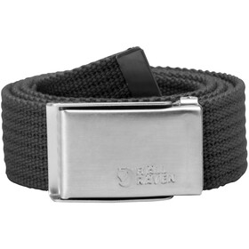 Fjällräven Merano Canvas Ceinture, dark grey